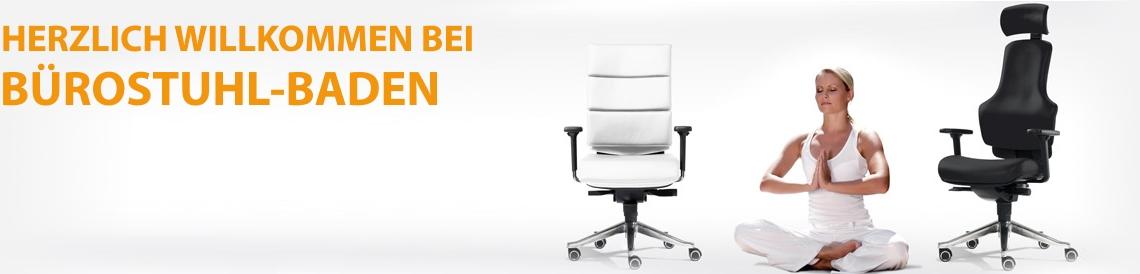 Bürostuhl-Baden - zu unseren Chefsesseln
